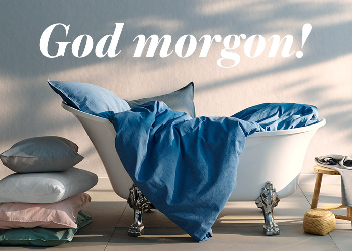 Sov lite extra gott!