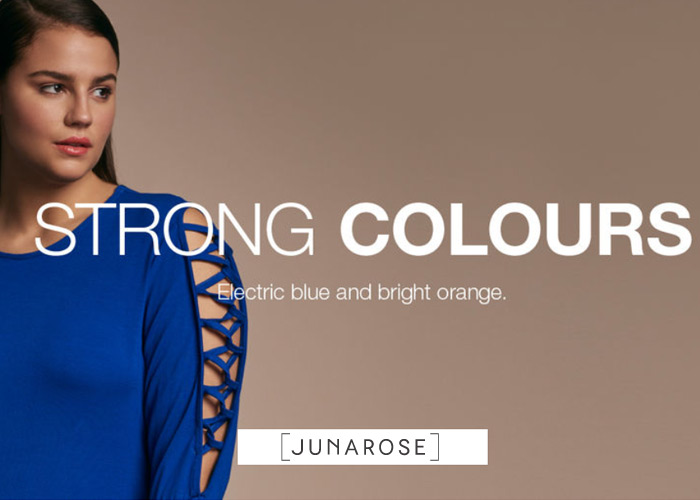 Färgstarkt mode!