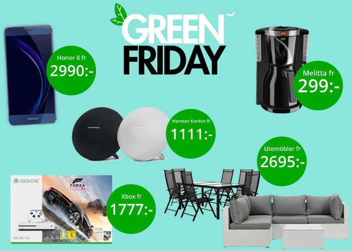 GREEN FRIDAY!