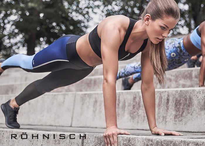 Snygga träningskläder = roligare träning!