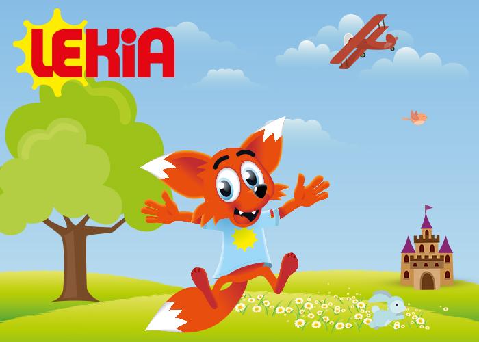Välkommen Lekia!