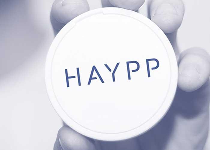 Välkommen Haypp!