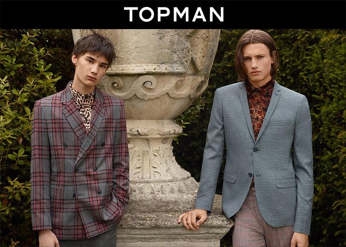 Fashion för män!