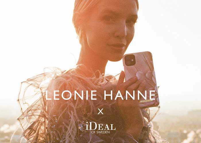 Leonie Hanne x iDeal Of Sweden