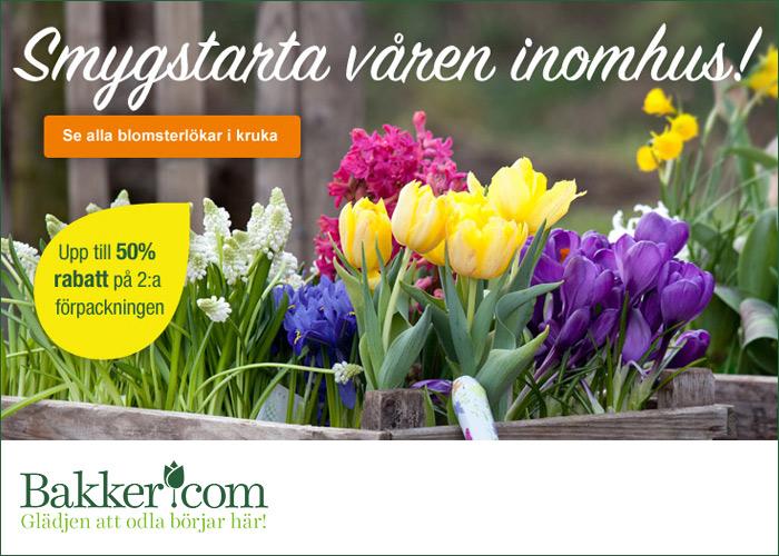 Smygstarta våren!