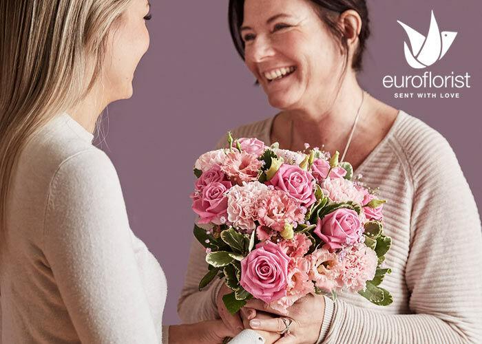Blommor som gör mamma lycklig!