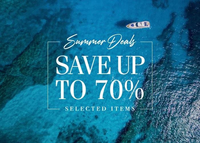 Summer Deals 20-70%