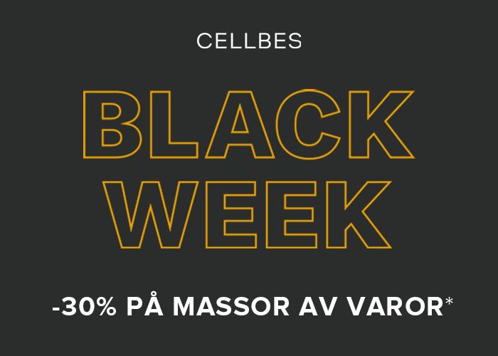BLACK WEEK- 30% på massor av varor!