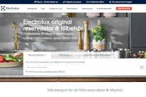 Electrolux - reservdelar