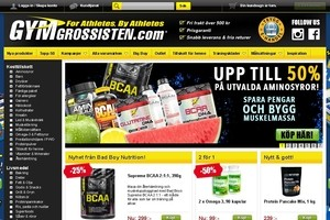 Gymgrossisten.com