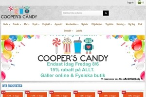 Cooper's Candy