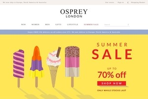 OSPREY LONDON
