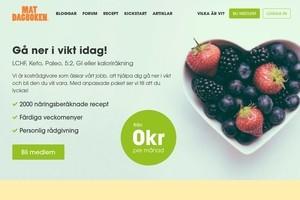 Matdagboken.se