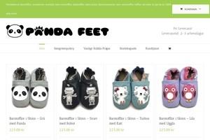 Pandafeet