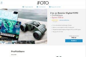 Digital FOTO prenumeration
