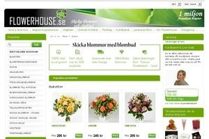 Flowerhouse.se