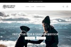 Beyond Nordic
